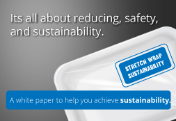 Improve End-of-Packaging Line Sustainability By Reducing Stretch Film Consumption - Plan Automation