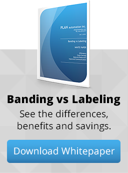 Plan Automation Banding vs. Labeling Whitepaper
