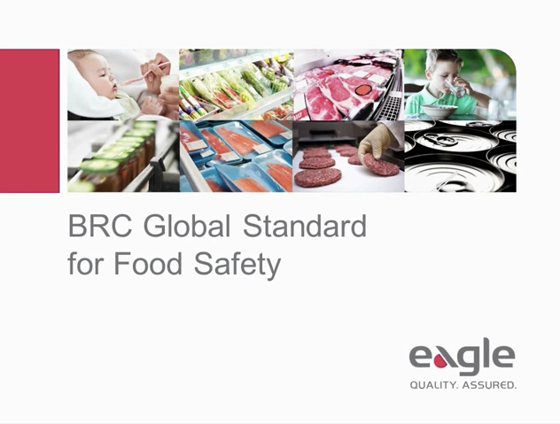BRC6 Global Standard for Food Safety