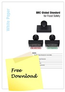 BRC and HACCP Standard
