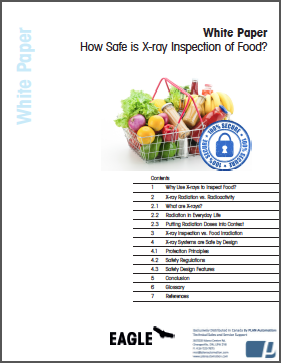 How Safe is X ray Inspection of Food