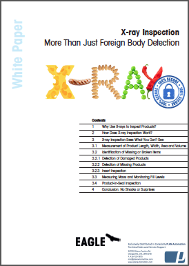 More then just Foreign Body Detection