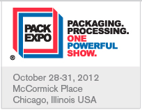 Pack Expo Chicago   2012