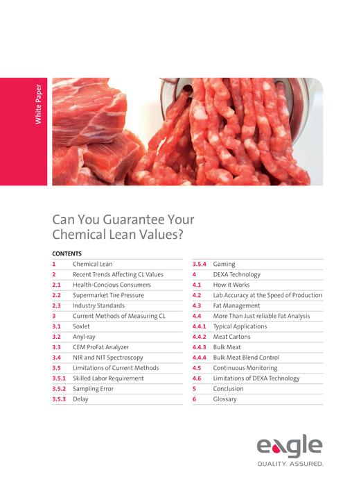Guarantee-Chemical-Lean-Values