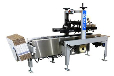 Semi Automatic Form Pack and Seal Unitized Machine BEL5252u