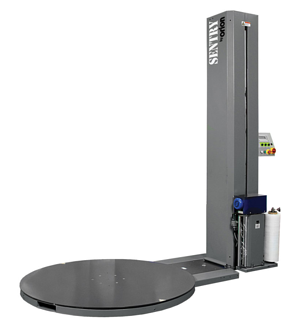Stretch wrapping machines, like the Orion Sentry, can help improve safety and efficiency on the warehouse floor.