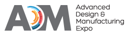 Advanced Design & Manufacturing Expo - Toronto 2019